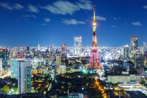 Come si sta preparando Tokyo per Le Olimpiadi 2020?