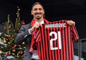 Zlatan è arrivato